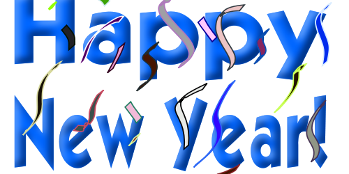 Happy new year – 2013!