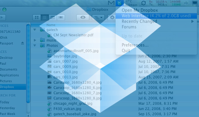 Dropbox Forces Password Reset for Older Users