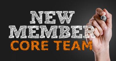 New Core Team Member